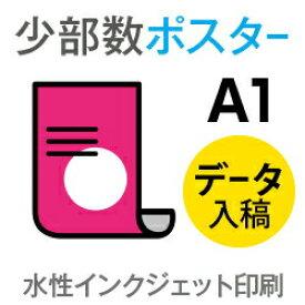 1枚■【ポスター/インクジェット印刷】 A1サイズ/光沢フォト紙/納期1日/出力のみ