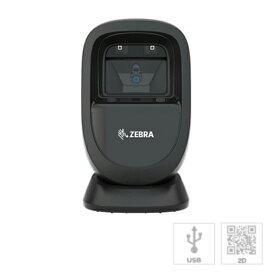 【ZEBRA】二次元対応 プレゼンテーションスキャナ (黒・USB) DS9308SR-USBR-BL