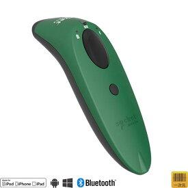 <POSレジ>CX3395-1853 Socket Scan S700シリーズ 緑 1次元CCDワイヤレススキャナ (iOS・Android・Windows対応/Bluetooth)