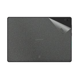 【ポスト投函送料無料】スキンシール Lenovo Tab E10 【透明・すりガラス調】