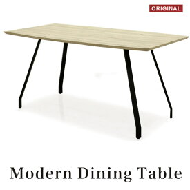 ダイニングテーブル テーブル ナチュラル 幅160cm 木製 長方形 160×90 シンプル 北欧 おしゃれ インテリア デザイン 送料無料
