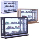 卓上 コレクションボード ディスプレイラック 幅60cm コレクションケース ナチュラル ブラウン ホワイト 選べる3色 高さ40 コンパクト ショーケース フ...