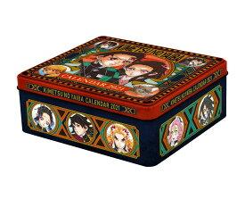 【新品・即納】\ラッピング受付中/『鬼滅の刃』 コミックカレンダー2021 特製缶入り 日めくりカレンダー