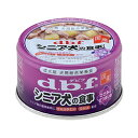 [月得][1]【デビフ】 シニア犬の食事 ささみ&さつまいも 1ケース(85g×24缶)