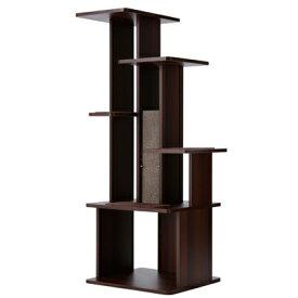 【ペティオ】 necoco スリムで壁ぎわに置きやすい キャットリビングタワー ハイタイプ