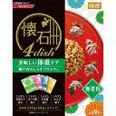 [特別価格]【日清ペットフード】 懐石4dish 美味しい体重ケア 瀬戸内のしらすバラエティ 320g