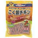 [本]【ドギーマン】こく旨チキン緑黄色野菜入り 700g(350g×2袋入)