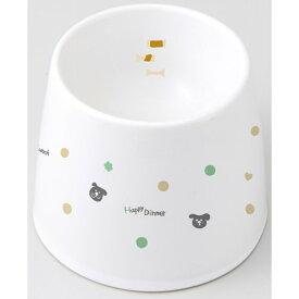 【在庫有】【マルカン】 食べやすい陶製食器 犬用M DP-248