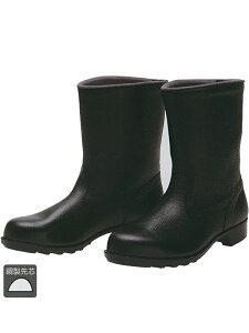 消防半長靴 作業用安全靴 ドンケル DONKEL 606(消防/操法/消防団)