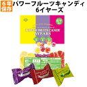 【メール便OK(3個まで)】6年保存 非常食 パワーフルーツキャンディ6YEARS アレルギー対応食 栄養補給キャンディ 防災…