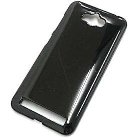 【メール便4個まで送料無料】ZenFone Max ZC550KL ハードケース (クリア 透明 ホワイト 白 ブラック 黒)