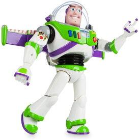 ディズニー トイ・ストーリー バズ・ライトイヤー トーキング アクションフィギュア Buzz Lightyear Interactive Talking Action Figure 12'' 輸入品