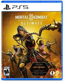モータルコンバット11 アルティメット Mortal Kombat 11 Ultimate PS5 輸入品