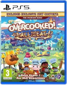 オーバークック 王国のフルコース Overcooked! All You Can Eat PS5 輸入品
