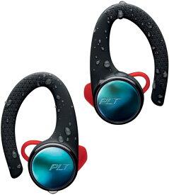 再生品 プラントロニクス PLANTRONICS BackBeat FIT 3100 ワイヤレス Bluetooth イヤホン ヘッドセット ハンズフリー 通話 防水 イヤーフック付 211855-99 輸入品