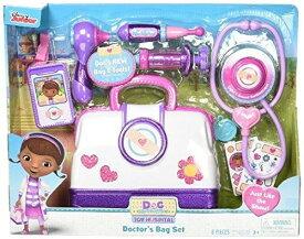 Disney ディズニー Doc McStuffins ドックはおもちゃドクター ホスピタル ドクターズ バッグセット お医者さんごっこ おもちゃ おままごとセット 輸入品