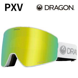 DRAGON PXV Carrara Ll J.Gold Ion 2021-22 GOGGLES ゴーグル スキー スノーボード ドラゴン H09 2022 日本正規品