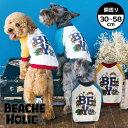 【半額以下☆70%OFF】【2019年秋冬新作】【BEACHE HOLIC】ビーチェホリックベー君ロゴトレーナー小型犬&中型犬サイズ