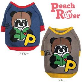 【2018年秋冬新作】【PeachRover】ピーチローバーパンダトレーナー