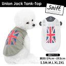 【sniff】スニフUnionJackTank-Topユニオンジャックタンクトップ