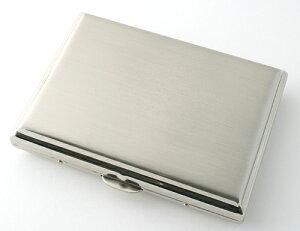 カジュアルメタル16本(85mm) サテン シガレットケース 1-90426-81