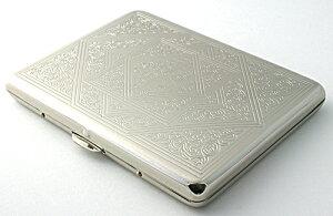 カジュアルメタル9本(100mm)/12本(70mm) アラベスク シガレットケース 1-91429-81