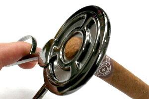 PEARL トリプルブレードシガーカッター (シザー) 葉巻 関の刃物 三枚刃 日本製 7-43m
