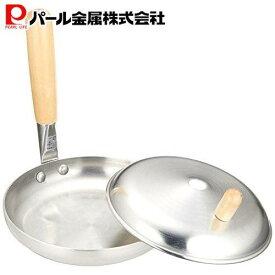 和の食 アルミ蓋付 親子鍋 16cm H-692
