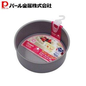 EEスイーツ テフロンセレクト 加工 デコレーション ケーキ 焼型 16cm 【日本製】 D-4563 パール金属