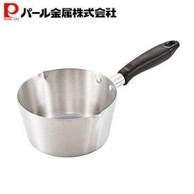 コンパクト アルミ 行平鍋 16cm 【ガス火専用】 パール金属