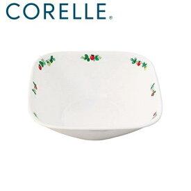 ボウル おしゃれ 取り鉢 取り皿 食器 コレール スウィートストロベリー スクエア中ボウル J2323-SWT CP-9299