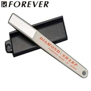 フォーエバー 日本製 ダイヤモンドシャープナー(研台付き)