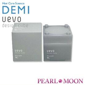 DEMI ウェーボ デザインキューブ ドライワックス 80g