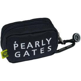 パーリーゲイツ PEARLY GATES ボールポーチ メンズ レディース ユニセックス ゴルフ ポーチ