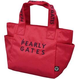 【送料無料】パーリーゲイツ PEARLY GATES カートバッグメンズ レディース ユニセックス ゴルフ 定番 ラウンドバッグ