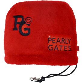 パーリーゲイツ PEARLY GATES ボア アイアンカバー メンズ レディース ユニセックス ゴルフクラブカバー 送料無料