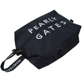 パーリーゲイツ PEARLY GATES シューズケース メンズ レディース ユニセックス 送料無料