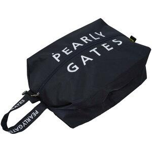 2021年モデル パーリーゲイツ PEARLY GATES シューズケース メンズ レディース ユニセックス 送料無料 春夏