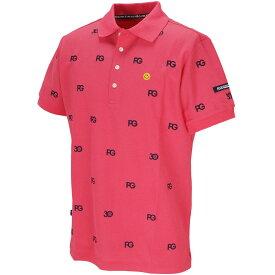 パーリーゲイツ PEARLY GATES プライムフレックス エンブ 半袖ポロシャツ