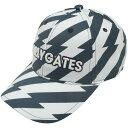 パーリーゲイツ PEARLY GATES ボーダーキャップ ゴルフウェア ユニセックス メンズ レディース 送料無料