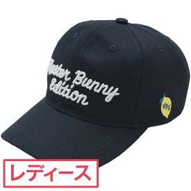 マスターバニーエディション MASTER BUNNY EDITION レモンヘアゴム付きキャップ レディス
