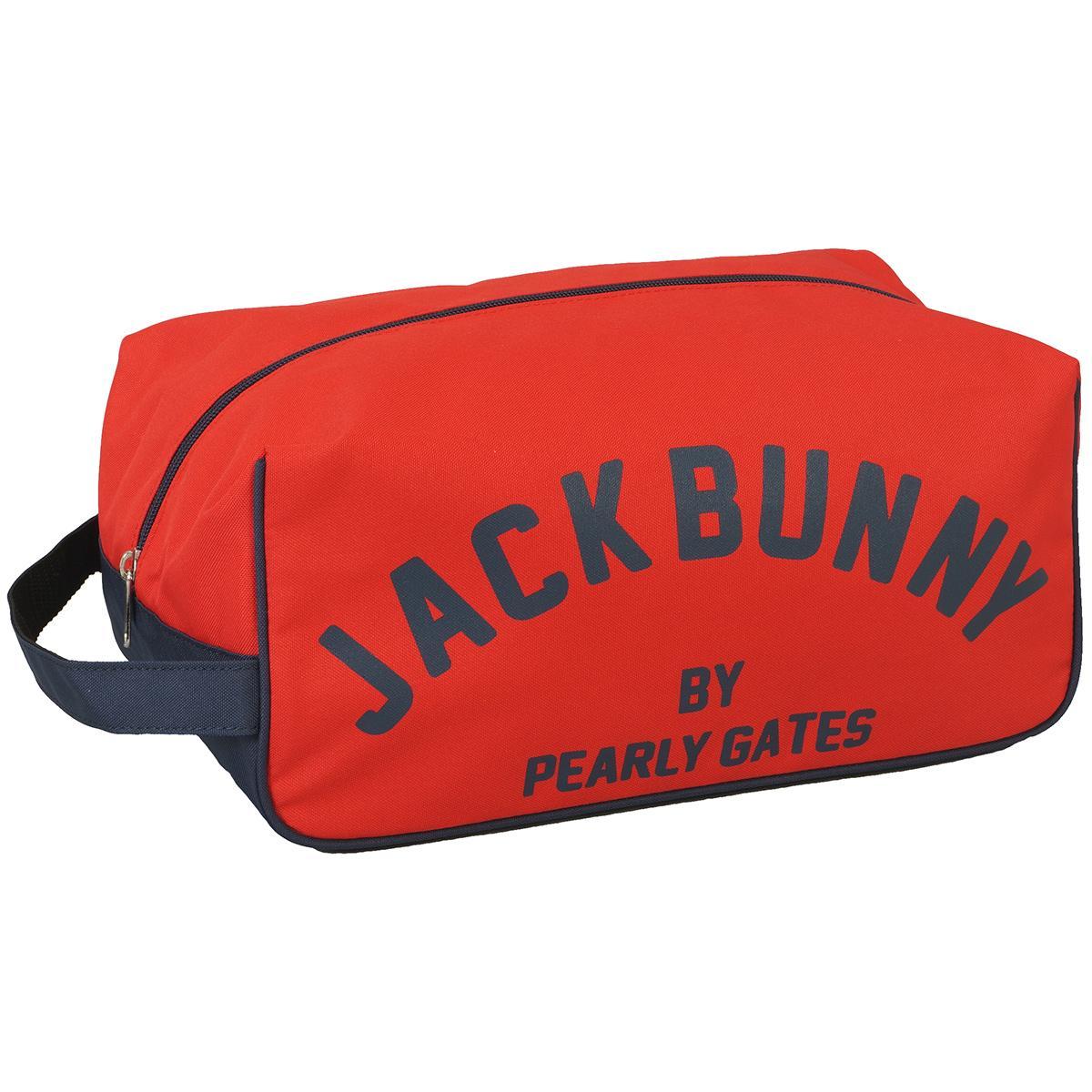 ジャックバニー バイ パーリーゲイツ Jack Bunny!! by PEARLY GATES シューズケース 262-6984102[ゴルフ用品 ゴルフ シューズバッグ ゴルフシューズバッグ gdo golf 靴入れ シューズ入れ スポーツ シューズバック スポーツ用品 通販]