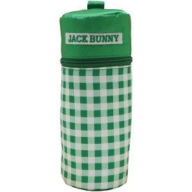 ジャックバニー Jack Bunny!! ギンガム保冷ボトルケース[ゴルフ ラウンド小物 ラウンド用品 ]