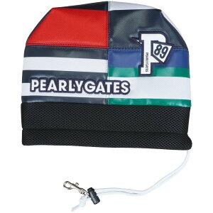 2021年モデル パーリーゲイツ PEARLY GATES マルチボーダー アイアンカバー ユニセックス メンズ レディース ゴルフ