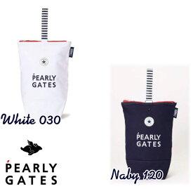 【NEW】PEARLY GATES パーリーゲイツ【PEARLY GATES × CONVERSE】★コンバース★帆布調シューズケース053-0281024/20D