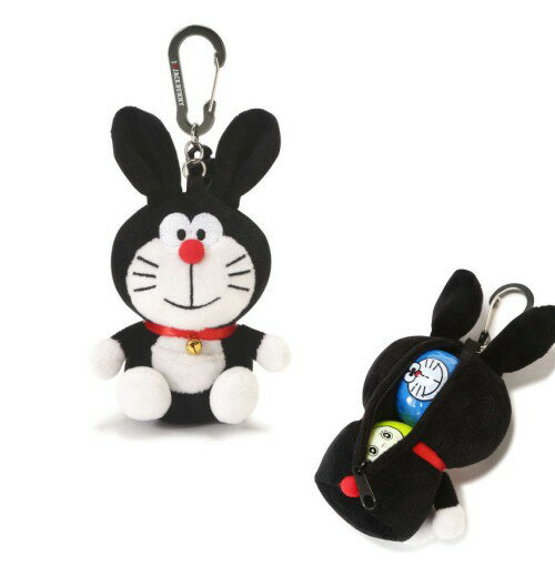 【NEW! PLAY with ドラえもん】Jack Bunny!! by PEARLY GATES ドラえもん×ジャックバニー ボールホルダーフック付き 262-8284836/18C