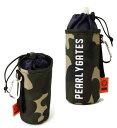 【NEW】PEARLY GATES パーリーゲイツスマイリーカモフラ柄 定番系ボトルケースCAMO SPECIAL 9984215/19C【CAMO】