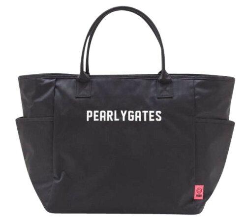 【NEW】PEARLYGATESパーリーゲイツスマイリーFR定番系BIGトートバッグ8981201/18A