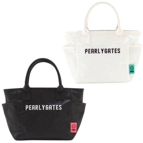 【NEW】PEARLYGATESパーリーゲイツスマイリーFR定番系トート型カートバッグ8981202/18A