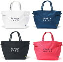 【NEW】PEARLY GATES パーリーゲイツNEW BASIC ITEMS DEBUT!2段ロゴ 定番系BIGトートバッグ シューズIN!053-0981...